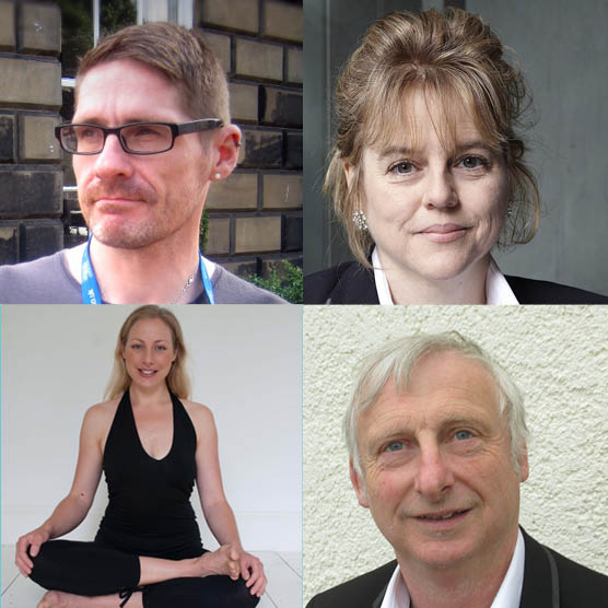 Mind Body Soul: Writing & Yoga - Kevin MacNeil & Charlotte Esme Turner (Yoga), Guest Kit Fraser