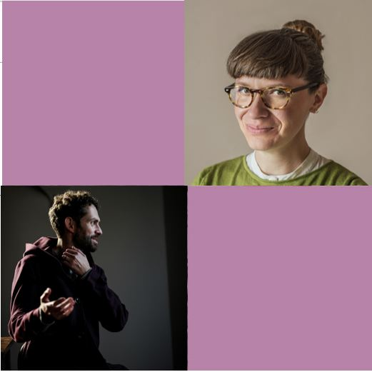 Short Course - Fiction (With Childcare): Naomi Wood & Ross Raisin