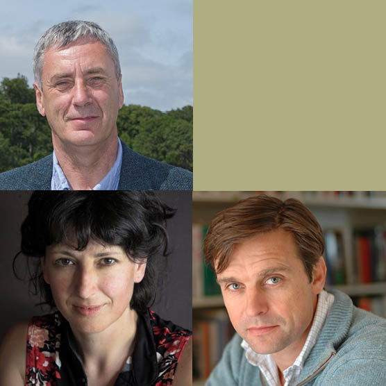 Non-Fiction Tutored Retreat: Donald S Murray & Kapka Kassabova, Guest: Richard Beard