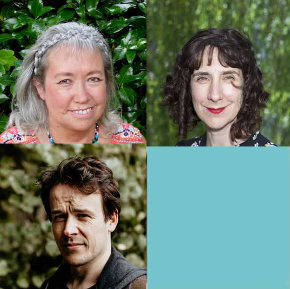 Poetry With Niall Campbell and Pascale Petit Guest Sinéad Morrissey