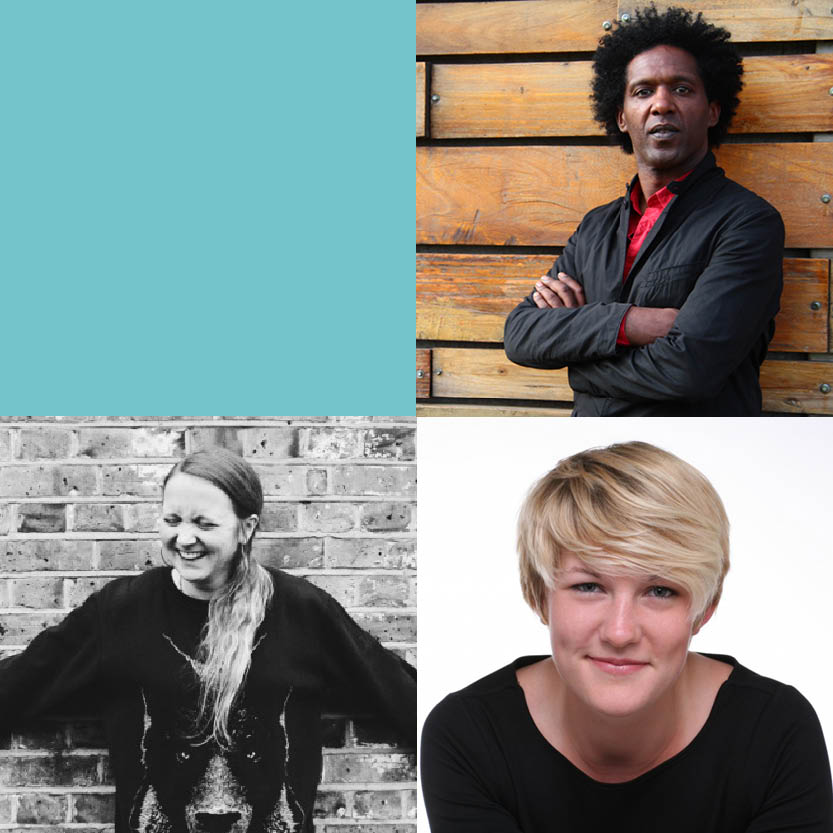 Performance Poetry: Lemn Sissay & Hollie McNish, Guest: Caroline Bird