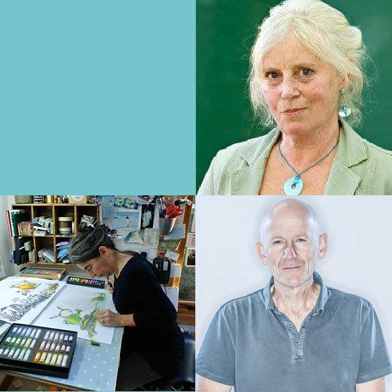 Picture Books: Mairi Hedderwick & Debi Gliori, Guest: Jonathan Meres