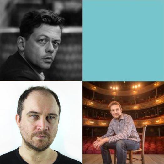 Playwriting: Simon Stephens & Chris Thorpe, Guest David Greig