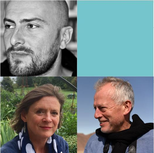Writing in the Environment: Rob Cowen & Linda Cracknell, Guest: Tim Dee