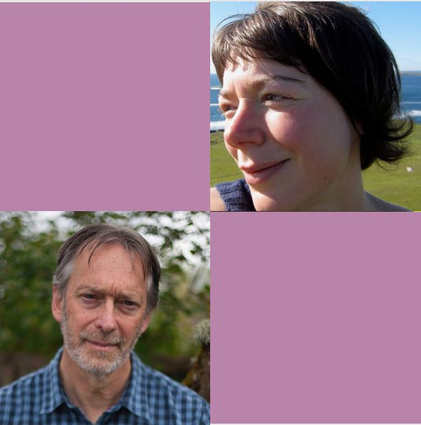 Poetry Ambassadors – Inspiring Others Short course With John Glenday & Jen Hadfield