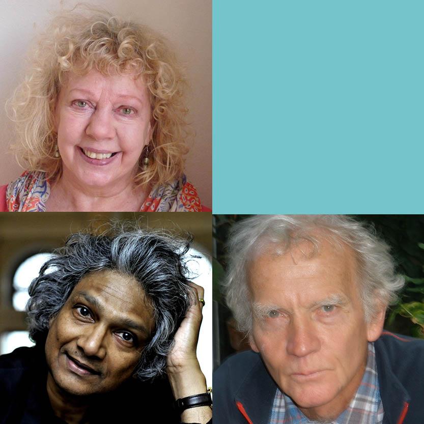 Short Story: Michèle Roberts & Romesh Gunesekera, Guest: David Constantine