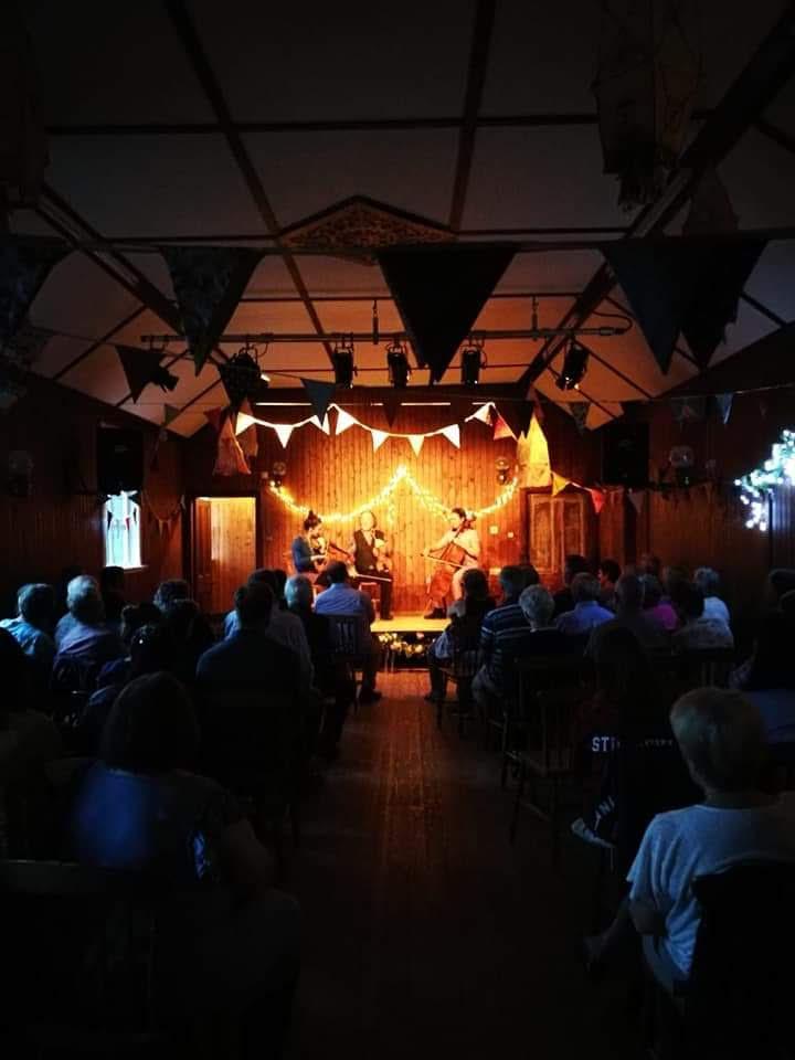 Concert and Ceilidh: Hamish Napier, Mike Vass & Lauren MacColl