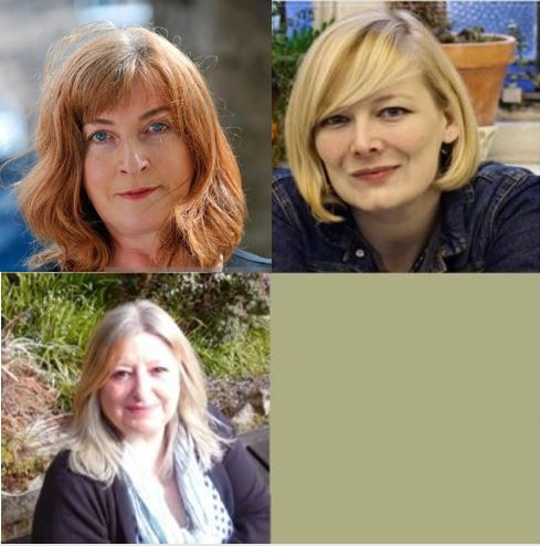 Tutored Retreat: Fiction Janice Galloway & Kerry Hudson, Guest: Judy Moir