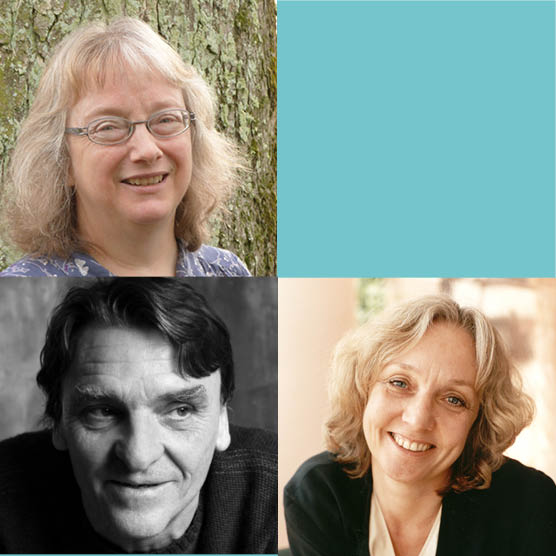 Writing For Children and Young Adults - Joan Lennon & Melvin Burgess, Guest Anne Fine