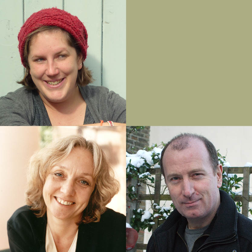 Young Adult Fiction: Martyn Bedford & Cat Clarke, Guest: Anne Fine