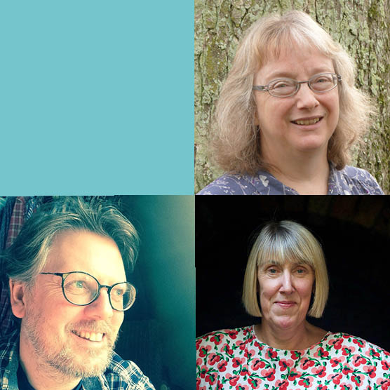 Young Adult SF/Fantasy: Joan Lennon & Paul Magrs, Guest: Gill Arbuthnott